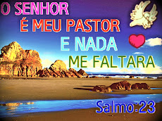 Senhor meu pastor