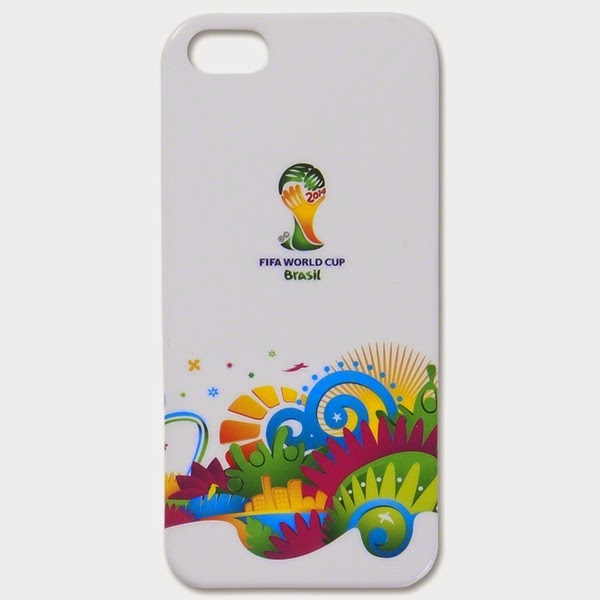 2014 FIFA World Cup Brazil Emblem iPhone Case