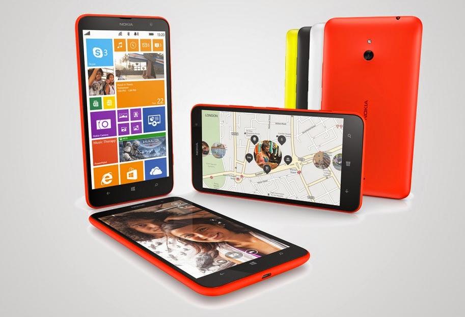 Juega fluido en tu Lumia 1320