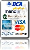 pembayaran via rekening