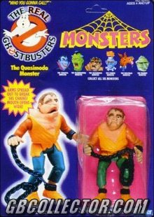 Kenner REAL Ghostbusters Monsters Quasimodo Figure
