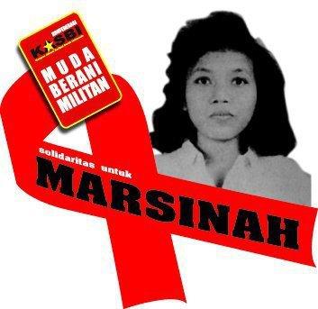 MARSINAH ~ GSBM KASB