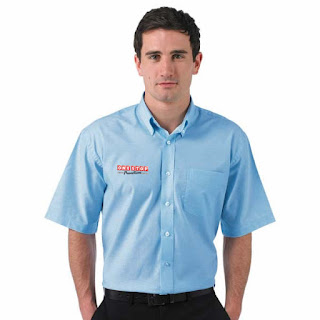 Embroidered workwear