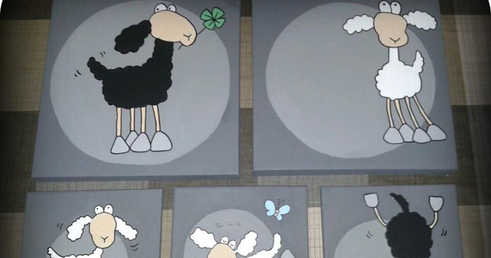 Schilderijtje babykamer jungle babykamer schilderijtjes villa fabba hippe muurstickers - Schilderij kamer ontwerp ...