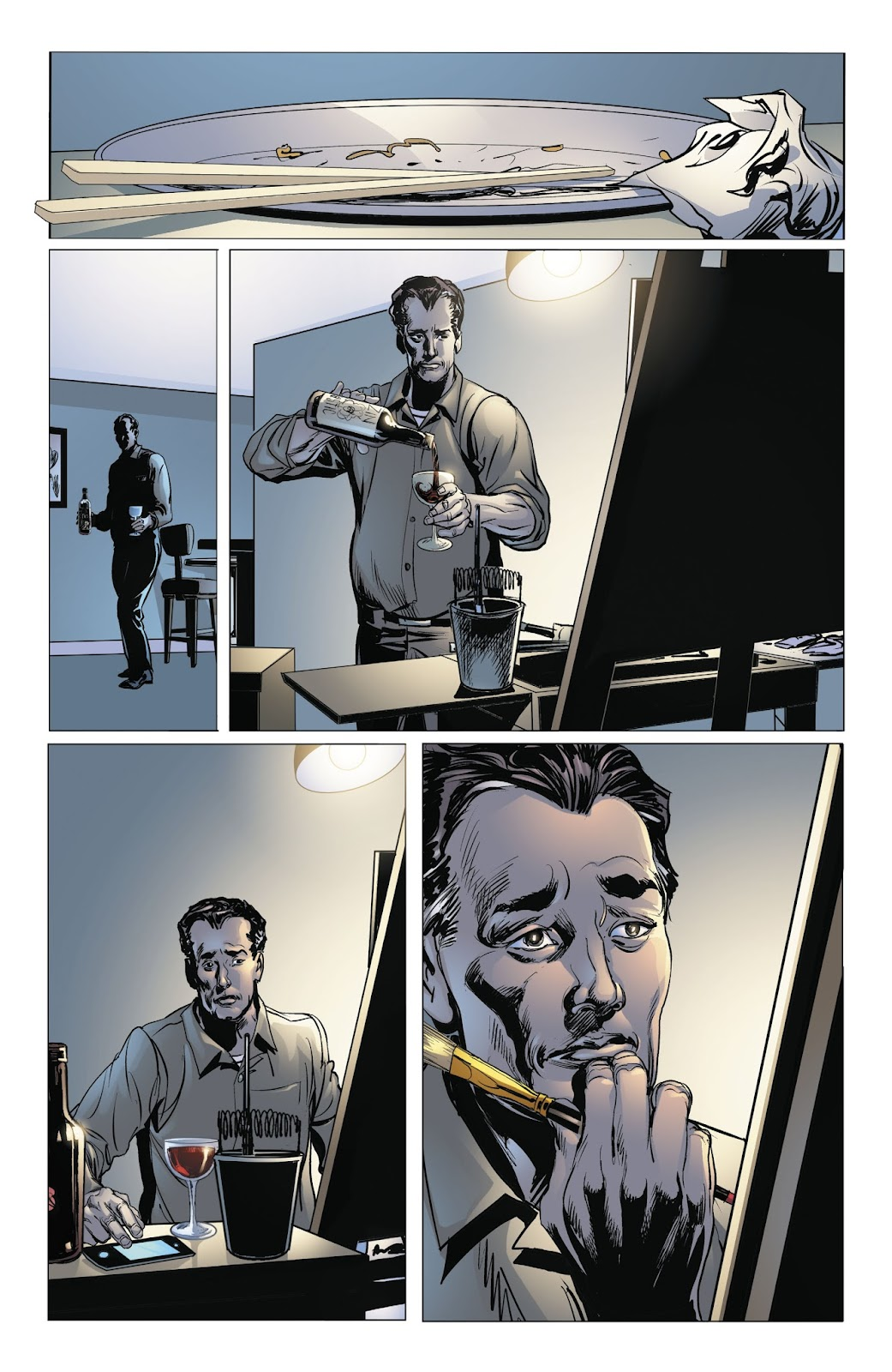 Read online Astro City comic -  Issue #50 - 18