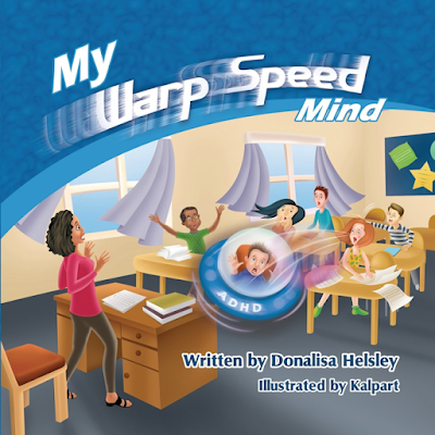 My Warp Speed Mind - Donalisa Helsley