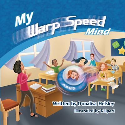 My Warp Speed Mind - Donalisa Helsley