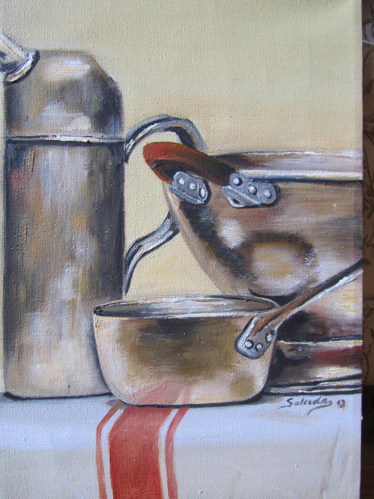 El blog de nisuca cacharros de cocina leo for Cacharros de cocina