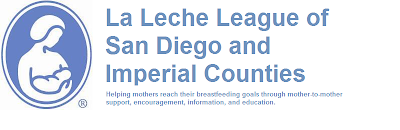 La Leche League of San Diego and Imperial Counties