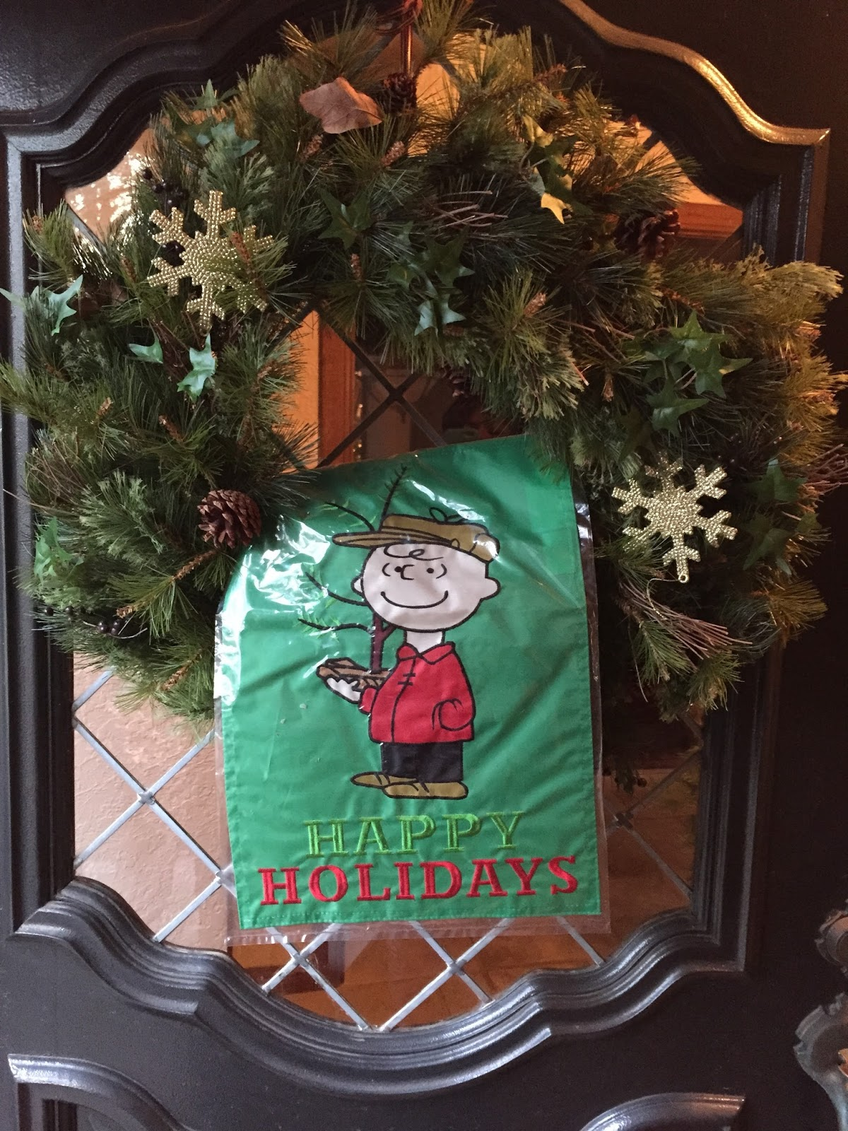 i made a charlie brown christmas tree and ornaments see under crafts - When Was Charlie Brown Christmas Made