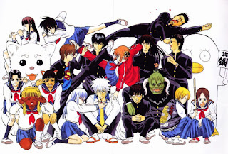 Imagenes de Gintama