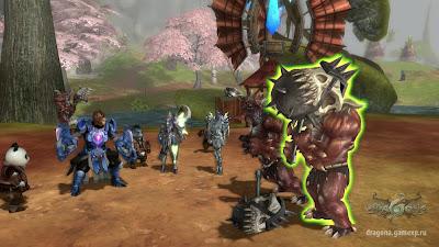 Dragona Online старт ОБТ