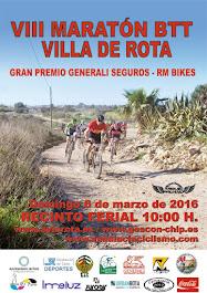 06/03 VIII Maratón BTT Villa de Rota