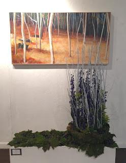 Avelthorpe by Dera Kapnek interpreted by George Emberger of Stein Your Florist Co.