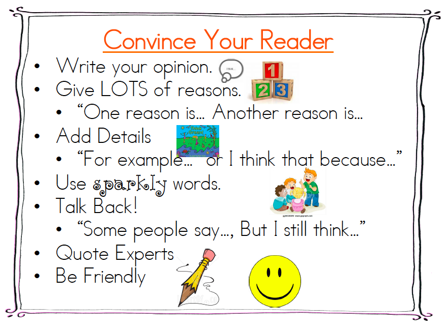 Teacher Mom: Opinion Writing Posters Pack