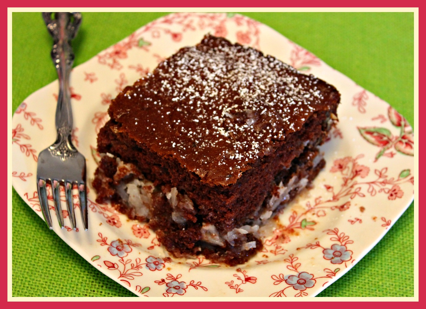 What Makes A Good German Chocolate Cake
