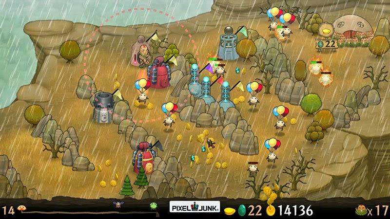 PixelJunk Monsters Ultimate HD Multilenguaje [MEGA]