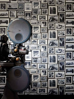 Furniture Store Brisbane Wallpaper in Charcoal