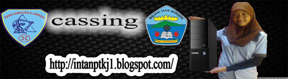 """INTAN PUTRI RAHAYU/JENIS"""" CASSING"""