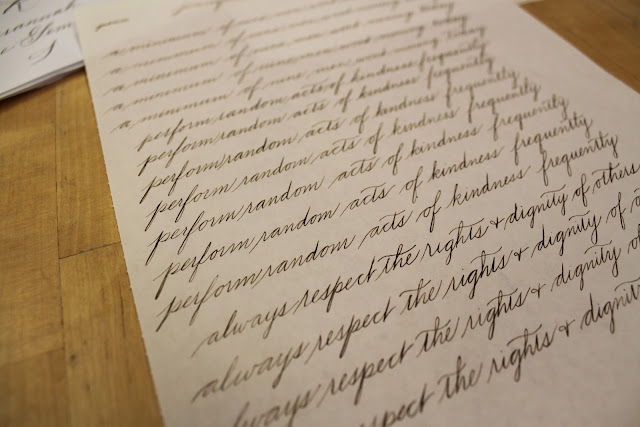 longhand writing Cursive (also known as script or longhand, among other names), is any style of penmanship in which some characters are written joined together in a flowing manner, generally for the purpose of making writing faster formal cursive is generally joined, but casual cursive is a combination of joins and pen lifts.