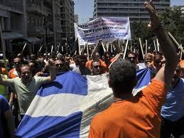 Desemprego na Grécia