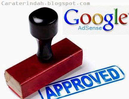 Cara Agar di Terima Saat Mendaftar Google Adsense