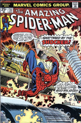 Amazing Spider-Man #152, the Shocker