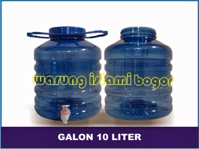 Jual Galon Kangen Water 10 Liter