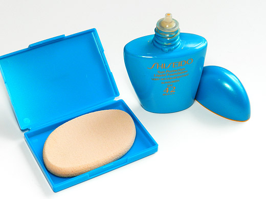 Shiseido Sun Protection Liquid Foundation