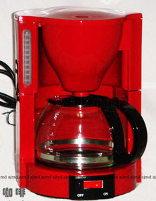 Kopi Pa Le Ku: Automatic Drip Coffee Maker