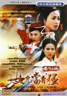 Dương Môn Nữ Tướng 40/40 - Legendary Fighter - Yang Heroine
