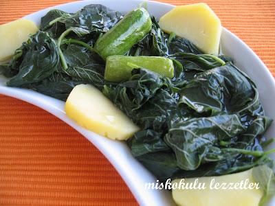 Kabaklı İstifno (Stifno) Salatası