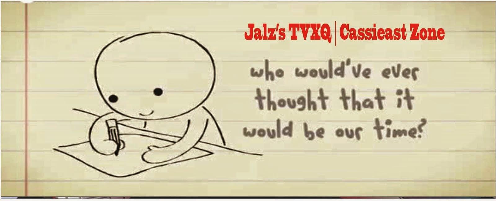 Jalz's TVXQ|Cassieast Zone