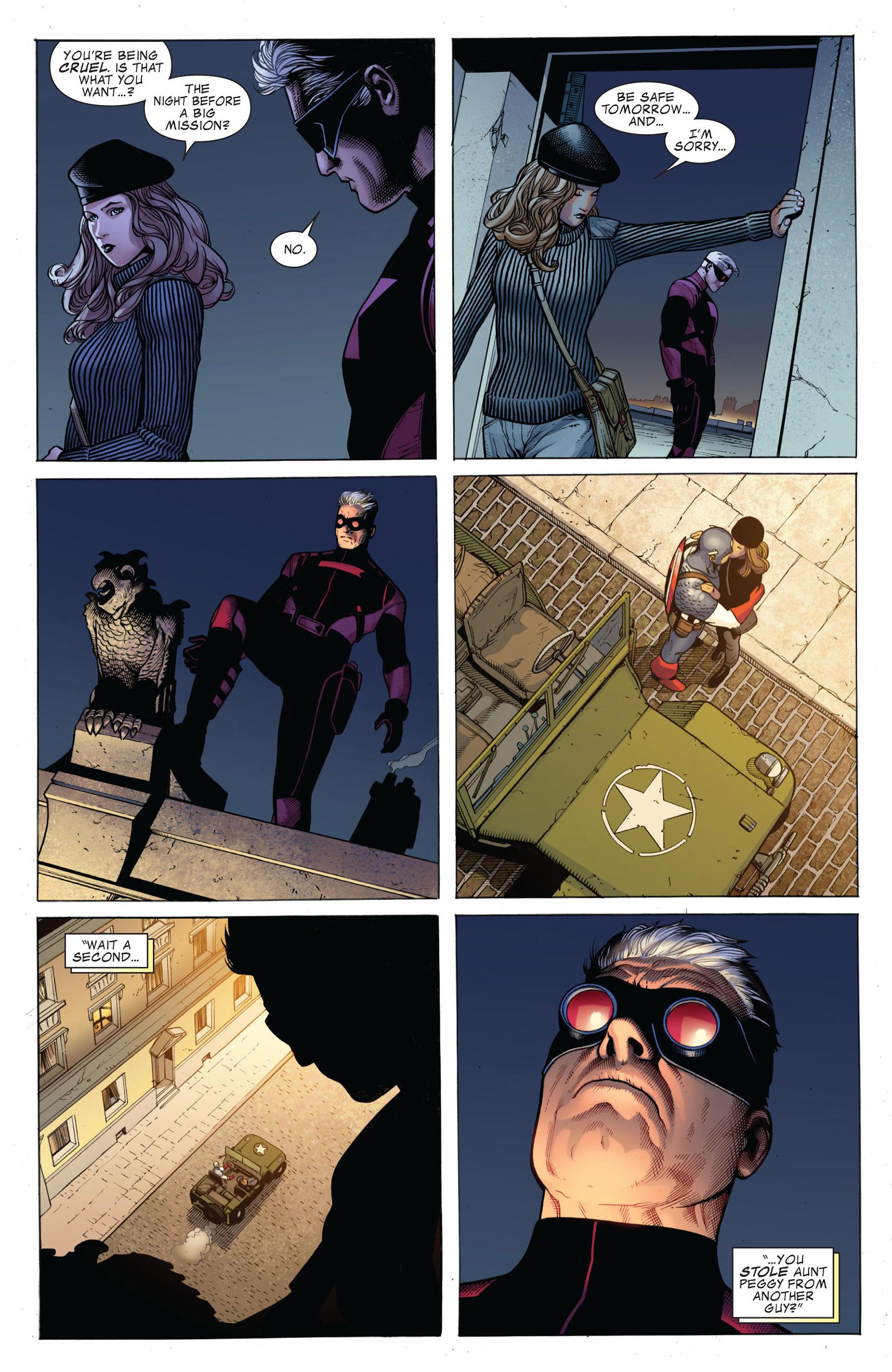 Captain America (2011) Issue #1 #1 - English 19