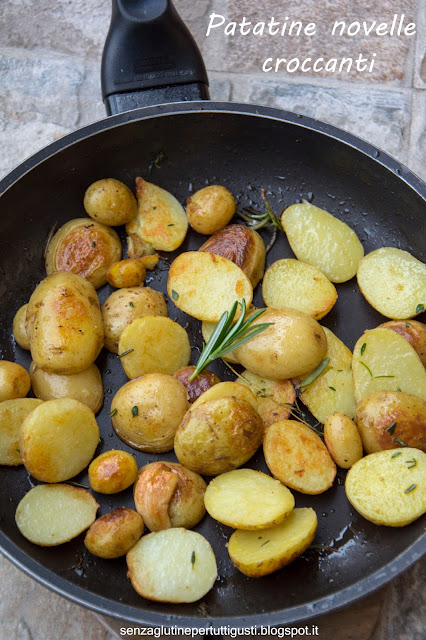 patatine novelle croccanti di jamie oliver