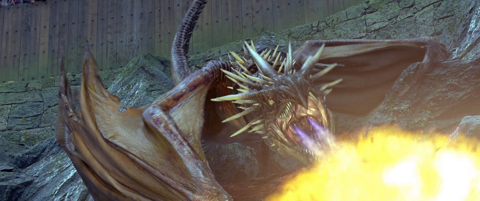 Monsters & Beasts Database: Hungarian horntail
