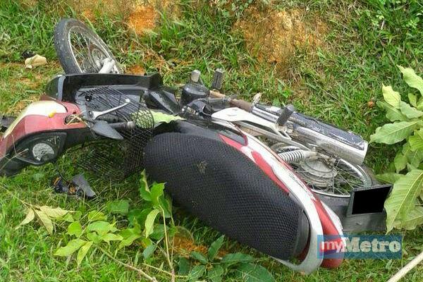 Ibu maut tayar motosikal pecah dalam satu kejadian di Alor Gajah