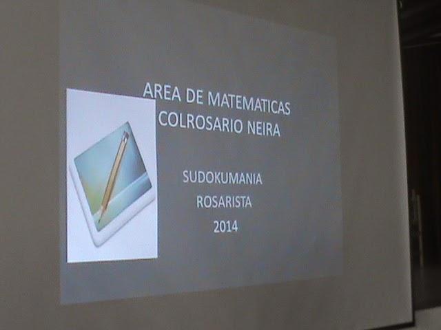 OLIMPIADAS DELSUDOKU, UNO DELOS EVENTOS MAS IMPORTANTES