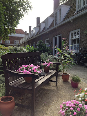 A City Walk in Dordrecht