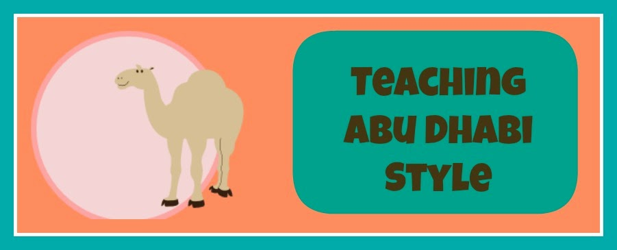 Teaching Abu Dhabi Style