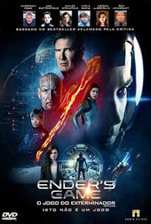 Ender's Game: O Jogo do Exterminador - BDRip Dual Áudio