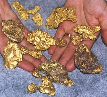 Aneka Barang Tambang Emas