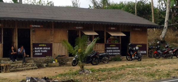 Gubug Glugu Rest Area Wonosobo