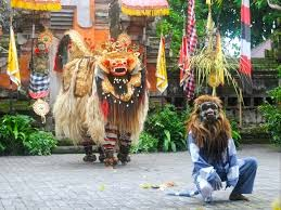 Paket wisata Bali 5 hari 4 malam - Barong