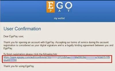 cara membuat akun di egopay