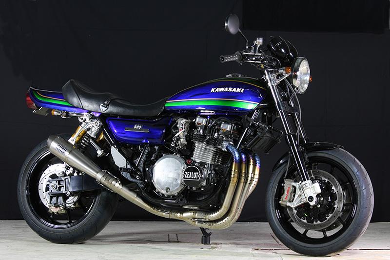 Planet Japan Blog Kawasaki Z1 900 By Zealot