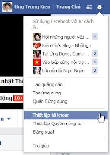 Chia sẻ cảm xúc trên facebook