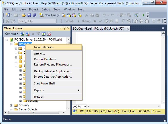 Exact help create memory optimized table in ssms in sql for Table design sql server