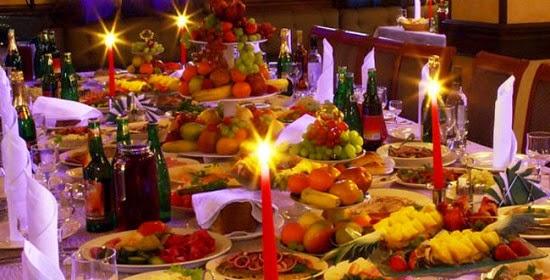 Cuidado con el peso y las comidas navideñas