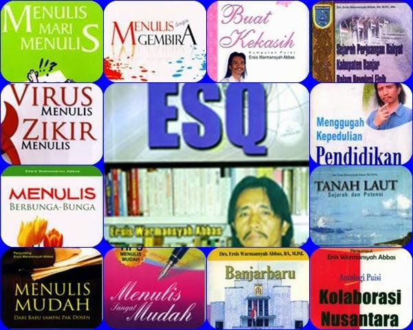 EWA, Sang Dosen yang Produktif Menulis Buku